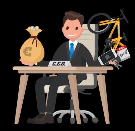 Liever een telefoon of fiets dan loon? De voor- en nadelen van het flexplan