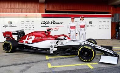 Alfa Romeo blijft titelsponsor en technisch partner van Sauber in F1