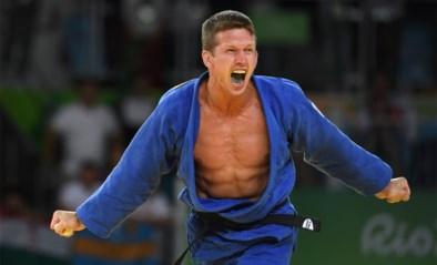 Moegestreden judoka Dirk van Tichelt kondigt afscheid aan: zelfs een Beer van Brecht is niet onoverwinnelijk