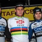 Vorig jaar won Mathieu van der Poel in Otegem.