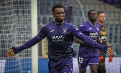 CLUBNIEUWS. Dimata opnieuw out bij Anderlecht, Chakvetadze weer geblesseerd bij AA Gent