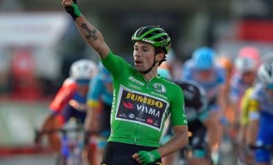 Roglic maakt alweer indruk in Vuelta: derde ritzege voor de Sloveen en uiteindelijk ook de rode trui