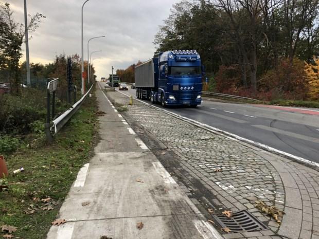 Laatste moordstrookjes, op brug over E313 in Grobbendonk, worden volgend jaar aangepakt