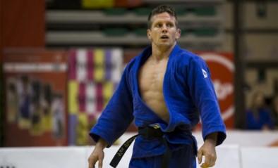 Kondigt judoka Dirk Van Tichelt afscheid aan?