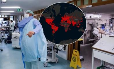 Amper 2 besmettingen op 'veiligste plek ter wereld' en nergens gaat het harder dan in Frankrijk: de corona-tendensen wereldwijd
