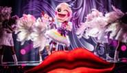"""Suikerspin moet 'The masked singer' verlaten: """"Acht dagen na mijn keizersnede al het podium op"""""""