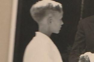 Wie kent of herkent deze jonge judoka op foto uit 1957?