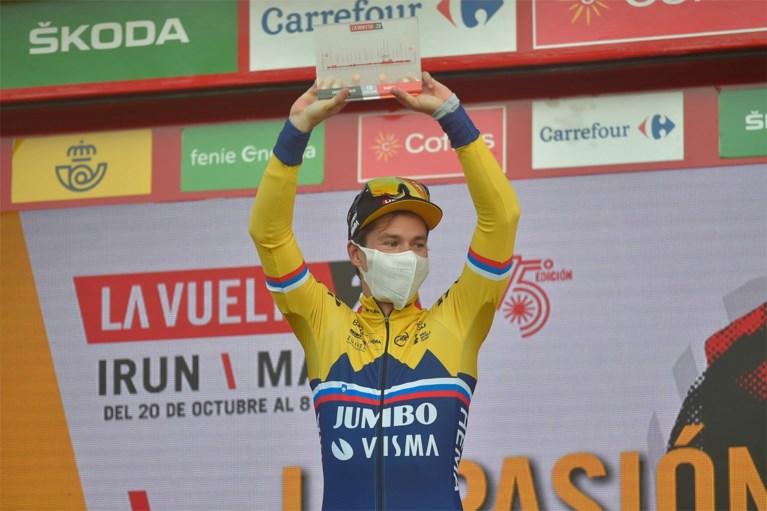 """Roglic grijpt de macht in Vuelta, maar imponeert vooral met aanvalslust: """"Ik koers hier met plezier"""""""