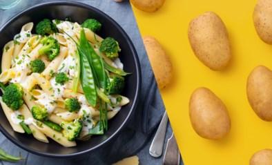 Pasta of toch maar aardappelen: wat is de gezondste keuze?