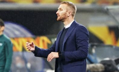 """AA Gent-coach Wim De Decker blijft ondanks alle tegenslagen strijdvaardig: """"Het mentale wordt steeds belangrijker"""""""