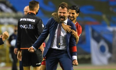"""Plots is Antwerp titelkandidaat, maar Ivan Leko laat zich niet gek maken: """"Een tijdje terug gingen we niet eens Play-off 2 halen"""""""