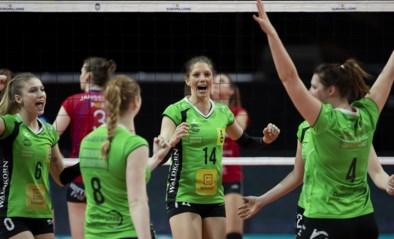 Volleybalsters van bekerhouder Hermes Oostende trainen en spelen dit jaar niet meer