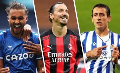 Hoe de machtsverhoudingen (eventjes) aangetast werden: plots staan Everton, Sociedad, Milan, Leipzig en Lille op kop