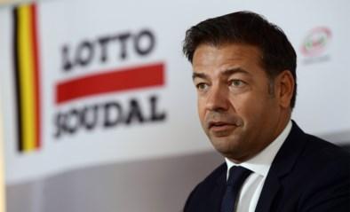 """Lotto-Soudal-manager John Lelangue prikt terug naar Patrick Lefevere: """"Blijkbaar ben ik de volgende op zijn lijstje"""""""