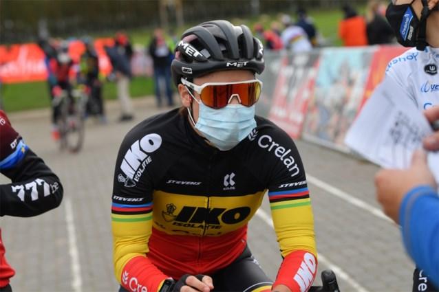 """Sanne Cant paste voor Koppenbergcross: """"Ik moet de miserie nu ook niet gaan opzoeken"""""""
