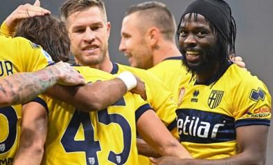 Twee doelpunten van Gervinho lijken Inter (zonder Lukaku) de das om te doen, maar Perisic zorgt in slotfase voor punt