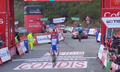 UITSLAG ETAPPE 11 VUELTA. David Gaudu verslaat Marc Soler in sprint op lange slotklim