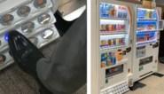 Helemaal coronaproof: 's werelds eerste contactloze automaat gemaakt in Japan