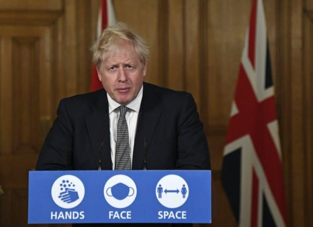 """Ook Engeland gaat voor zeker een maand lang in lockdown: """"Er is geen andere keuze"""""""