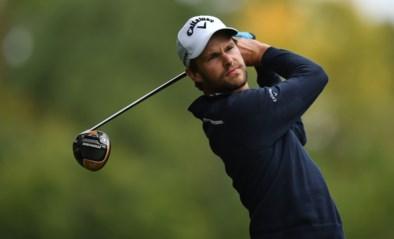 Detry klimt naar tweede plaats na derde ronde op Cyprys Open golf