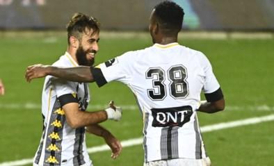 Charleroi wint na drie matchen zonder zege vlot van Cercle e, springt (voorlopig) naar de leiding