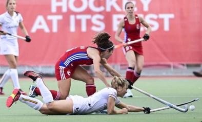 Red Panthers spelen 1-1 gelijk tegen Groot-Brittannië in Hockey Pro League