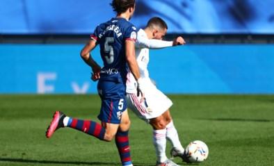 Eden Hazard meteen Man van de Match voor Real Madrid dankzij knap afstandsschot en sterke prestatie