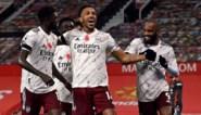 Manchester United kan ook vierde thuiswedstrijd niet winnen: Arsenal pakt volle buit dankzij Pierre-Emerick Aubameyang