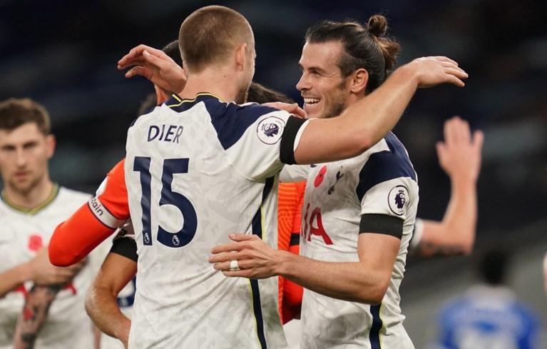 Gareth Bale scoort eerste goal sinds terugkeer bij Tottenham: Spurs spoelen nederlaag tegen Antwerp door met zege