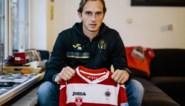 """Jonas De Roeck begon en beëindigde zijn carrière op de Bosuil, nu is hij T2 bij Anderlecht: """"Ik was de Ritchie De Laet van mijn tijd"""""""