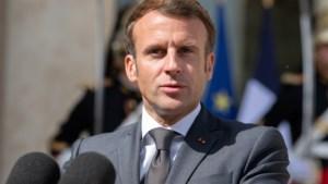 Na weer een terreurdaad in Frankrijk richt Macron zich tot Erdogan