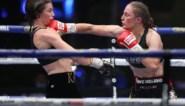 """Delfine Persoon wil geen afscheid nemen van het boksen met verloren wereldtitelgevecht: """"Zeker nog één kamp voor eigen volk"""""""
