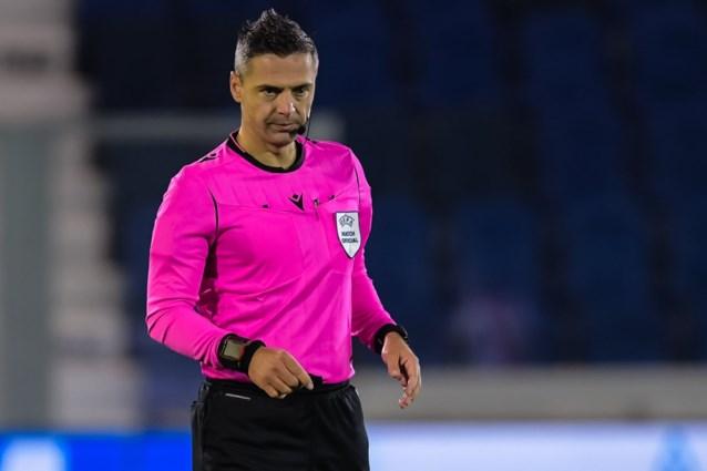 Sloveense topref Damir Skomina leidt Club Brugge-Dortmund in de Champions League