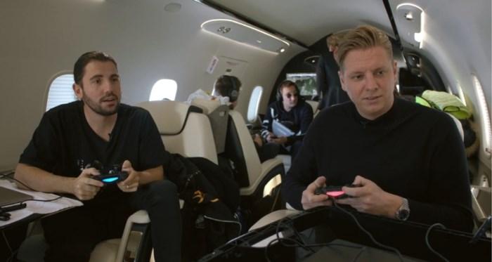 RECENSIE. 'Dimitri Vegas & Like Mike': Pret in de privéjet **
