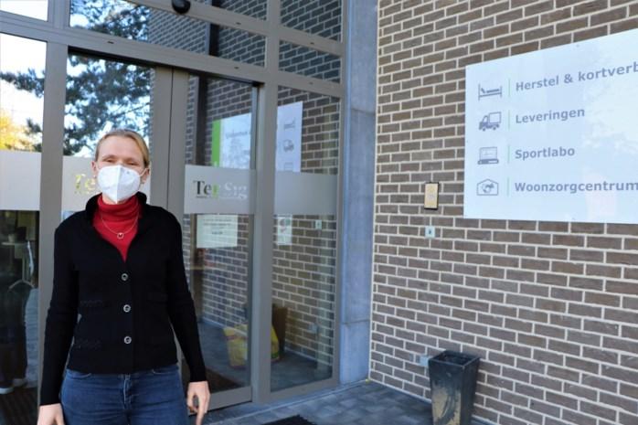 """Covid-patiënten kunnen uitzieken in Reva Ter Sig: """"Acht van de 25 bedden zijn intussen bezet"""""""