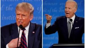 Biden en Trump weten in finale sprint van geen ophouden