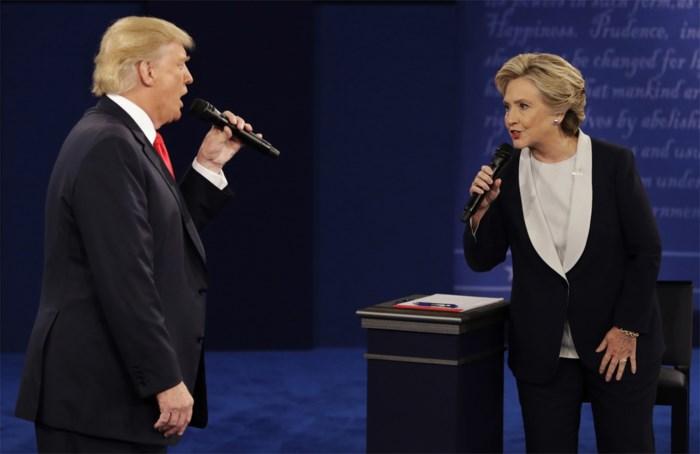 Schandalen, verwensingen en totale verbijstering: zo verliepen de Amerikaanse verkiezingen in 2016