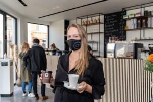 """Nieuwe koffiezaak in Gentbrugge opent tijdens lockdown: """"We maken het voorlopig niet té gezellig"""""""