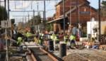 Werkzaamheden op spoorlijn Sint-Niklaas-Antwerpen