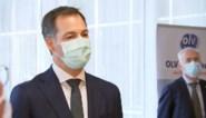 """Premier De Croo: """"We gaan ons maanden aan een stuk aan de maatregelen moeten houden"""""""