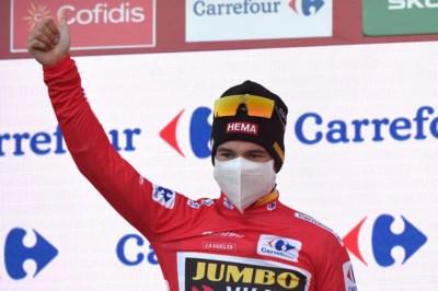 """Primoz Roglic neemt wraak voor tijdrit in Tour de France (maar Vuelta is nog lang niet binnen): """"Ik had verwacht dat ik meer zou afzien"""""""