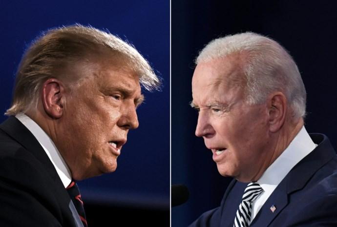 """Kan Trump in 2024 opnieuw opkomen als hij verliest van Biden? """"De kans is klein, er zijn genoeg tekenen dat het pantser scheurt"""""""