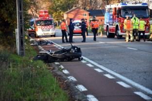 Fietsster (83) uit Peer zeer ernstig gewond na aanrijding met motorrijder
