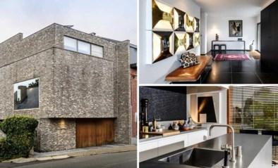 Binnenkijken in de stijlvolle woning van Jan en Stefano: steil tegen een helling, maar met een fenomenaal uitzicht