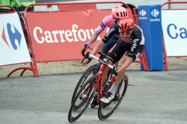 """IJzersterke Tim Wellens pakt op sluwe manier tweede ritzege in de Vuelta: """"Op mijn bed de aankomst verkend via Google Maps"""""""