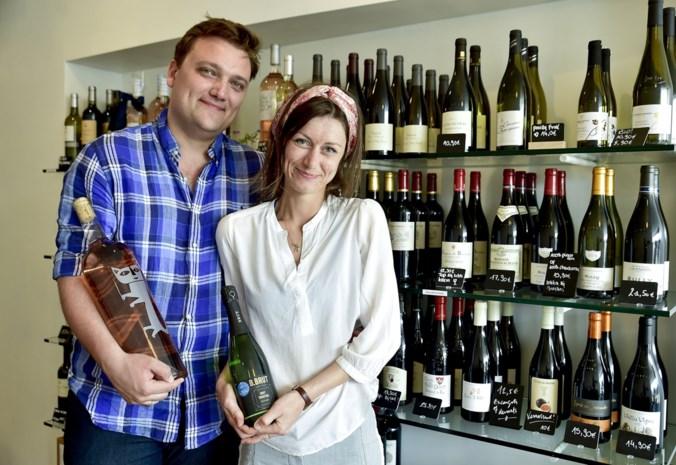 Wijnhandel verhuist met mooie prijs op zak