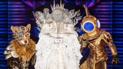 Ontknoping nadert in 'The masked singer': de gekste theorieën over Koningin, Duiker en Wolf