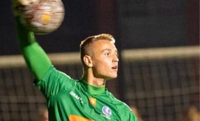 Al een geluk werd Coosemans opgevist: 17-jarige keeper Owen Jochmans viel in extremis geblesseerd uit bij AA Gent
