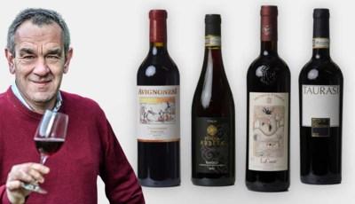 Onze wijnkenner Alain Bloeykens vult zijn wijnkelder aan met Italiaanse topwijn om te bewaren