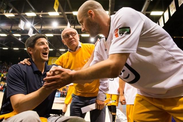 Ex-minister Johan Vande Lanotte wordt co-commentator bij basketmatchen van Oostende